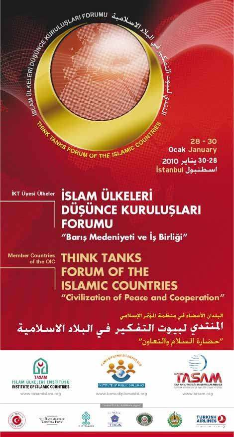 1st Think Tanks Forum of the Isiamic Countries