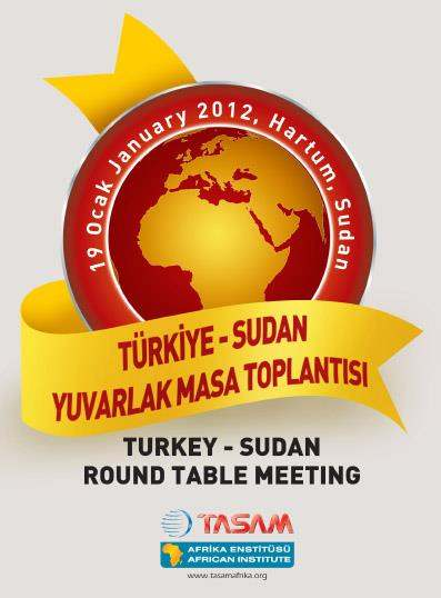 Turkey - Sudan Round Table Meeting - 1