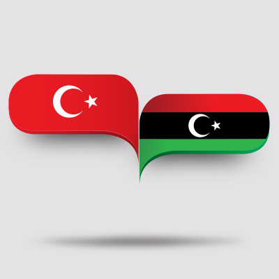 Turkey - Libya Round Table Meeting - 1