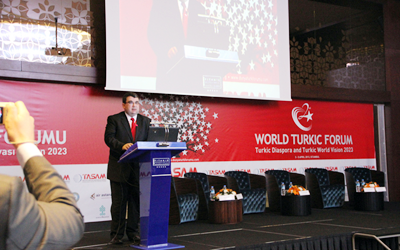 2nd World Turkic Forum Religion,Language,History & Geography