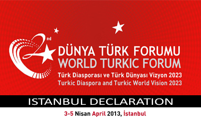 World Turkic Forum Istanbul Declaration