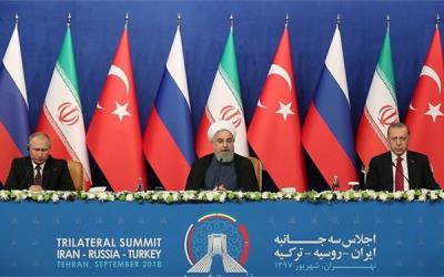 Bir Bıldırcın Curnatası'nda Rusya ve Türkiye, Tahran Zirvesinde