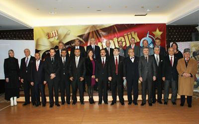 6. TASAM Stratejik Vizyon Ödülleri Sahiplerini Buldu