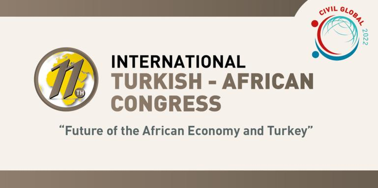 11TH International Turkish - African Congress  |  Call for Paper