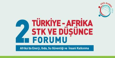 2. Afrika Forumu Sivil Global'de