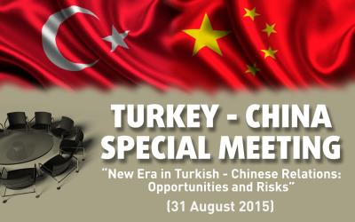 New Era of Turkey - China Relations