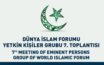 World Islamic Forum (WIF) 7th Meeting Of Eminent Persons Group  Final Report (DRAFT)