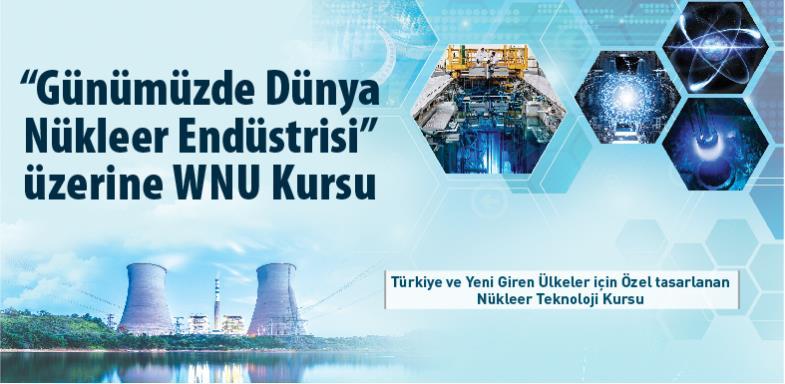 Nükleer Endüstri Kursu Kayıtları Açıldı