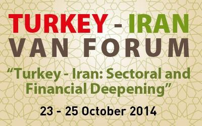 Turkey - Iran Forum will be Held in Van