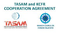 TASAM and KCFR Cooperation Agreement