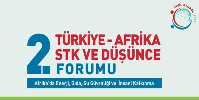 2. Türkiye - Afrika STK ve Düşünce Forumu  İstanbul Deklarasyonu (TASLAK)
