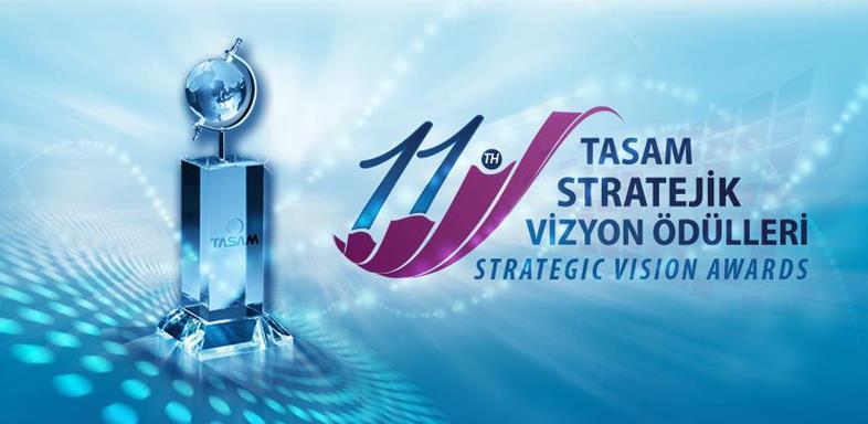 11. TASAM Stratejik Vizyon Ödülleri Açıklandı