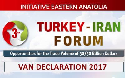 3rd Turkey - Iran Forum  Van Declaration (DRAFT)