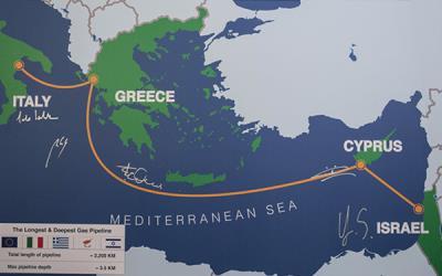 Doğu Akdeniz Boru Hattı: Ütopya Mı Gerçek Mi?