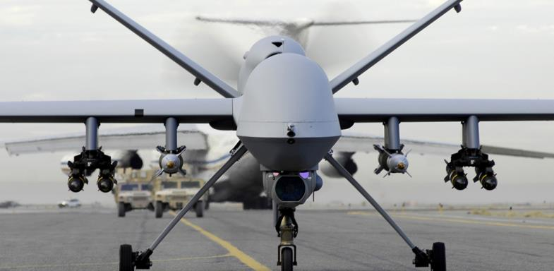 Means Becoming AIM-IN-ITSELF? a Virilioan Problematization of the Armed Drones