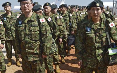 Japonya'nın Askeri Dönüşümünde Afrika'nın Yeri