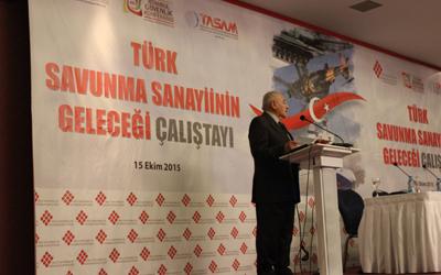 Türk Savunma Sanayiinin Geleceği Çalıştayı | Açış Konuşması