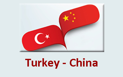 One Belt One Road China Turkey and World