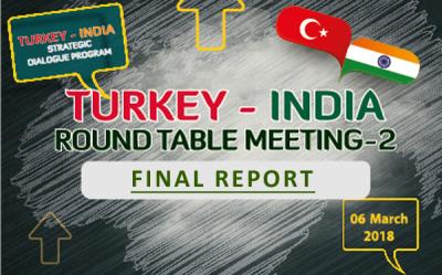 Turkey - India Round Table Meeting 2 FINAL REPORT