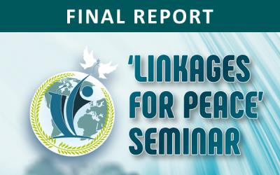 'Linkages For Peace' Seminar | FINAL REPORT