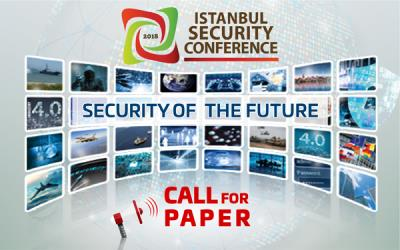 Istanbul Security Conference 2018 | CALL FOR PAPER