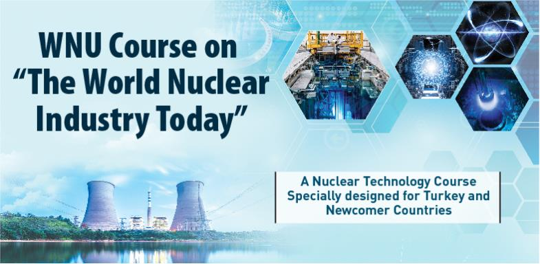 Nuclear Industry Course Applications Start!