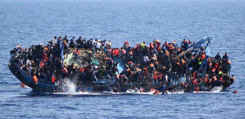 Avrupa ve Fransa İlkelerini Çiğneyip Libya'da  İnsan Hayatını Tehlikeye Atıyor