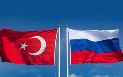 Turkey - Russia High Competition High Cooperation