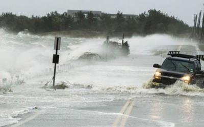ABD'de Fırtına Gündemi