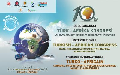 10th International Turkish-African Congress in Dakar