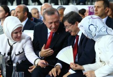 Deep Roots of Erdogan-Davutoglu Line