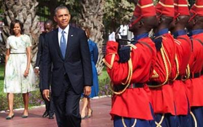 ABD Başkanı Obama'nın Afrika'ya 4. Ziyareti
