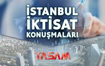 İstanbul İktisat Konuşmaları Başladı