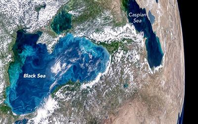 Black Sea - Caucasus Region: Economy, Energy, Security