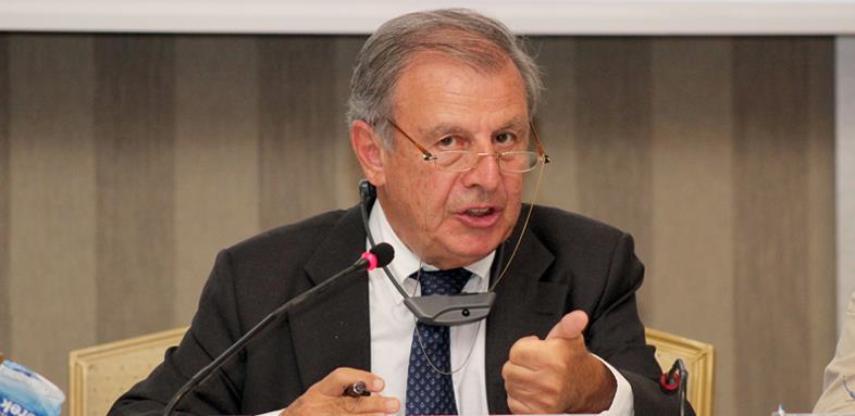 E. Büyükelçi Selim KARAOSMANOĞLU