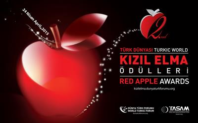 """Red Apple Awards"" for Turkic World will be distributed for second time."