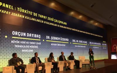 Yapay Zekâ Konferansı Ankara'da Yapıldı
