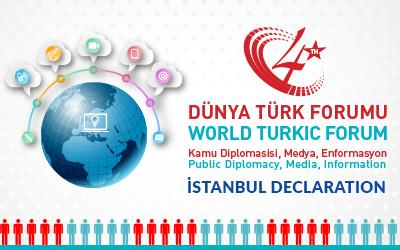4th World Turkic Forum Istanbul Declaration