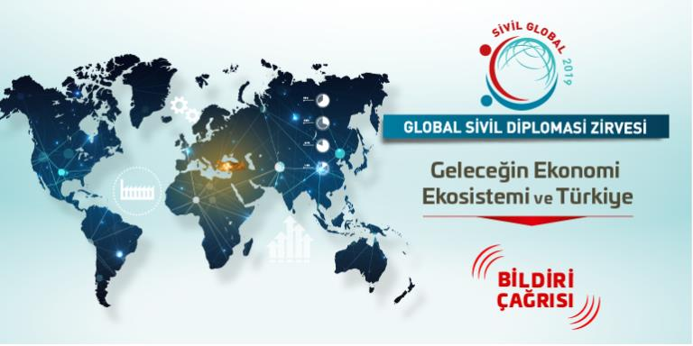 Global Sivil Diplomasi Zirvesi 2019 | Bildiri Çağrısı