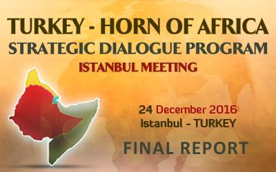 Horn of Africa Istanbul Meeting | FINAL REPORT