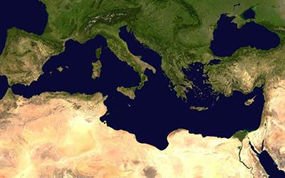 New Mediterranean Region: Economy, Energy and Security