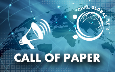 CIVIL GLOBAL 2016 Call of Paper