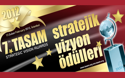 The 7th TASAM Strategic Vision Awards have been Announced