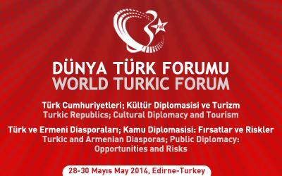 Türk Dünyası ve Diasporası Edirne'de