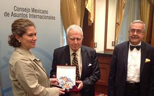 Turkey - Mexico Round Table Meeting was Held