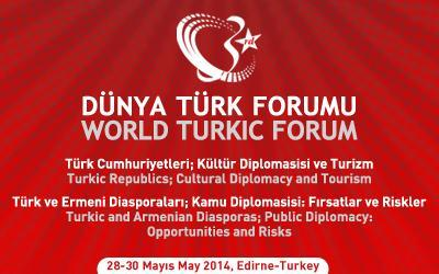 Turkic World and Diaspora in Edirne