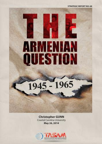 The Armenian Question 1945-1965